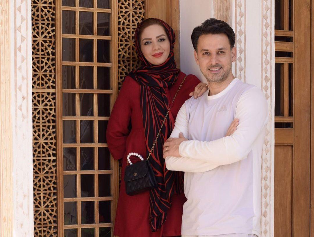  بیوگرافی مبینا نصیری مجری و همسرش ، زندگینامه مبینا نصیری ، عکس های مبینا نصیری [Click and drag to move] 
