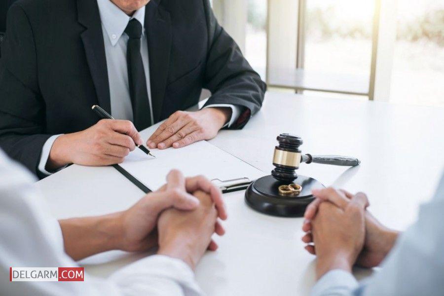 چگونه در دادگاه طلاق صحبت کنیم ؟