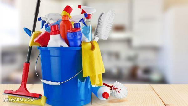 ۱۰ راه حل اساسی برای پاک کردن منزل از ویروس سرماخوردگی