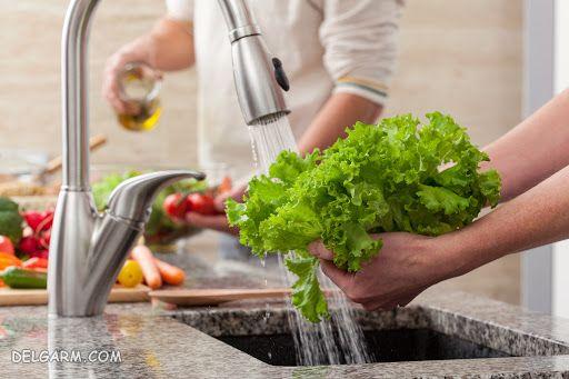 روش ضدعفونی کردن سبزیجات برای مقابله با کرونا