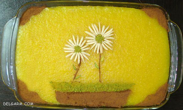 طرز تهیه شله زرد قالبی دسر محبوب ماه رمضان