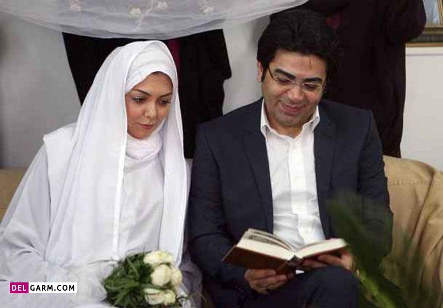 ازدوج آزاده نامداری با فرزاد حسنی و ماجرای طلاق
