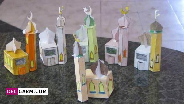 خلاقیت کودکانه برای ماه رمضان