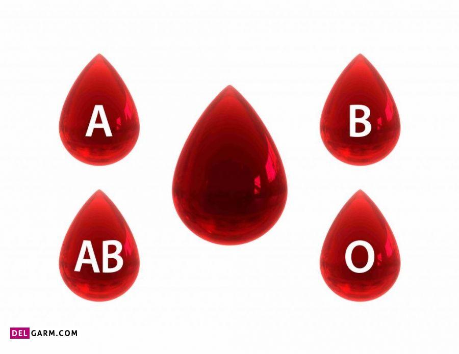 ارتباط بین گروه خونی و شخصیت افراد