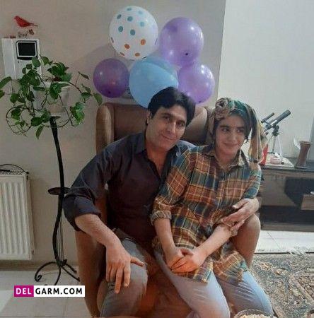 همسر و فرزندان امین کیانپور