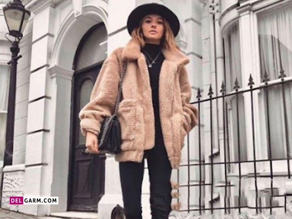 پالتوی مدل دخترونه جدید