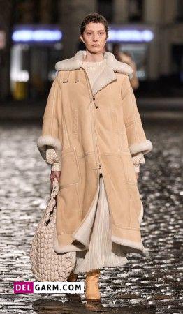 پالتوی زمستانه دخترونه
