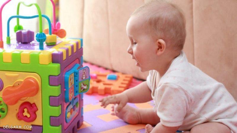 کودک 6 ماهه خود را بهتر بشناسید