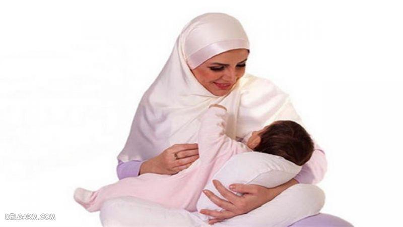 فواید شیردهی مادر