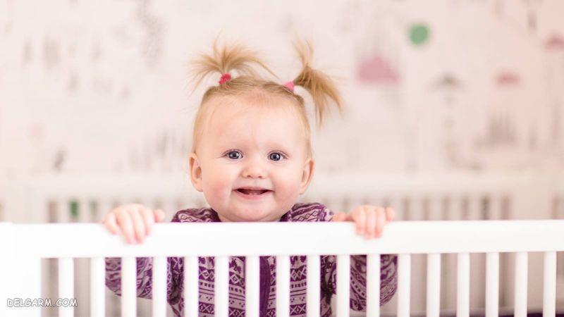 بچه هایی که تنها نمی خوابند - عوارض خوابیدن کودک کنار والدین - اتاق پدر و مادر - خوابیدن کودک در اتاق خودش
