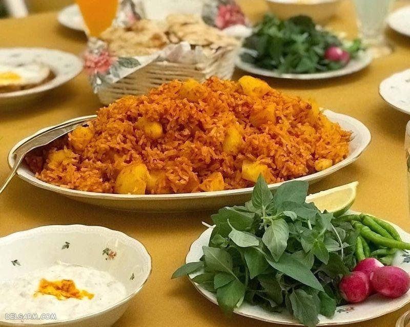 غذای ساده و خوشمزه استانبولی با لپه