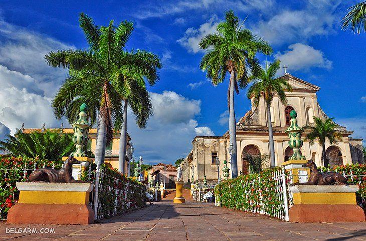 ترینیداد یکی دیگر از جاذبه های توریستی کوبا
