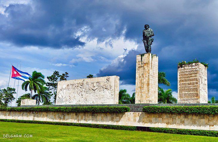 سانتا کلارا از جاذبه های توریستی کوبا