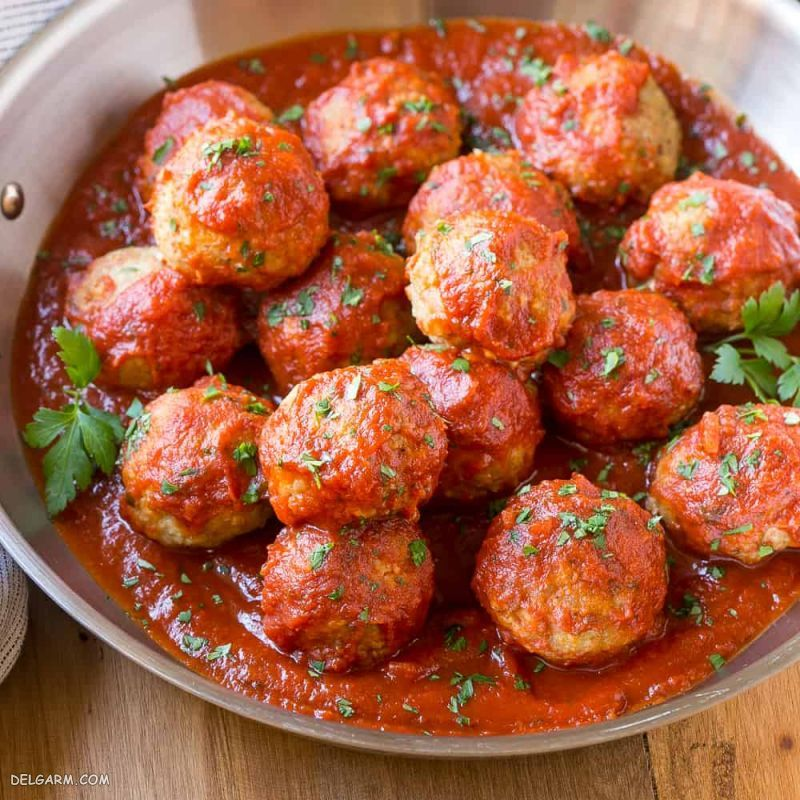 غذای شب عید: کوفته محلی