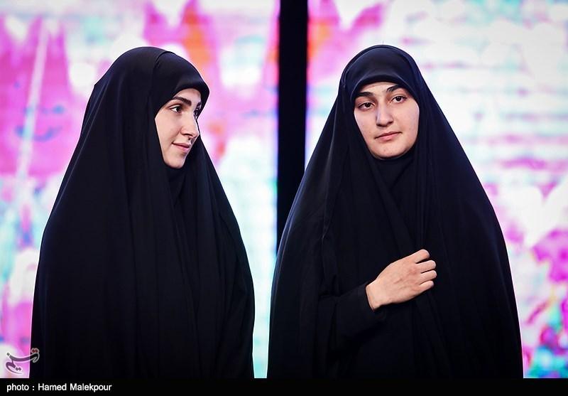 زینب سلیمانی دختر سردار قاسم سلیمانی