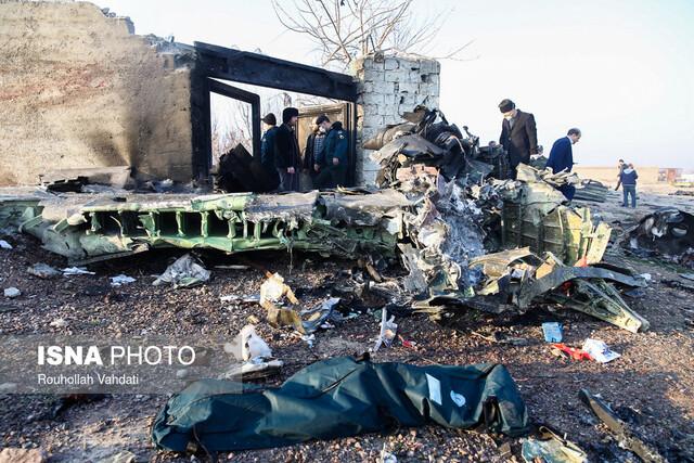 سقوط هواپیما   سقوط هواپیما در فرودگاه امام   سقوط هواپیما اوکراینی