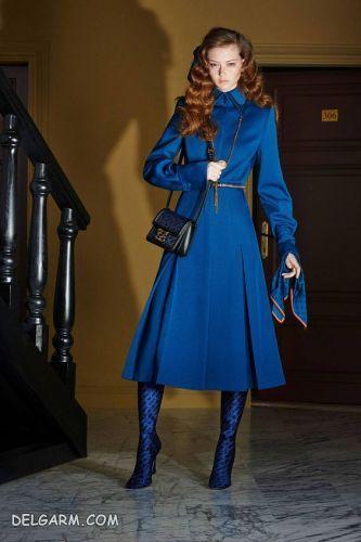 ست آبی کلاسیک با آبی | لباس آبی را با چه رنگ لباسی ست کنیم ؟