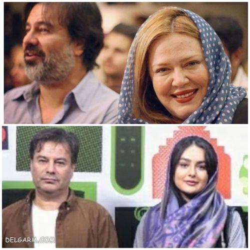 طلاق پدر و مادر پریا قاسم خانی