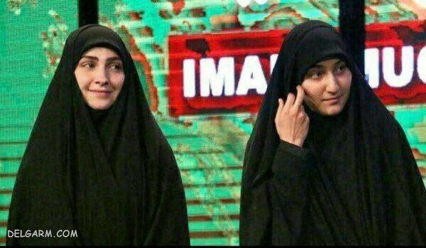 بیوگرافی زینب سلیمانی دختر سردار سلیمانی