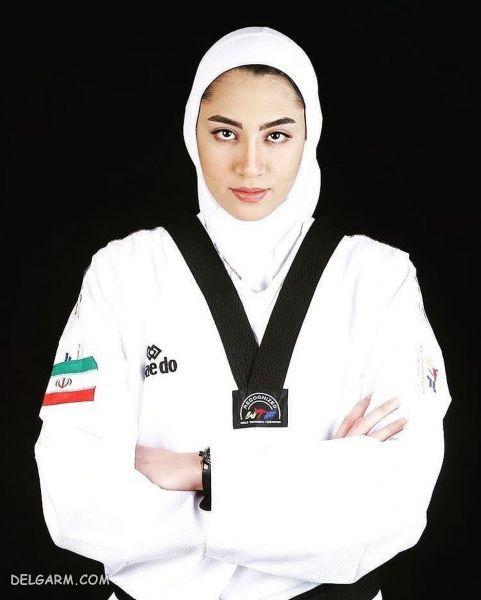 بیوگرافی کیمیا علیزاده تکواندوکار ایرانی و همسرش حامد معدنچی