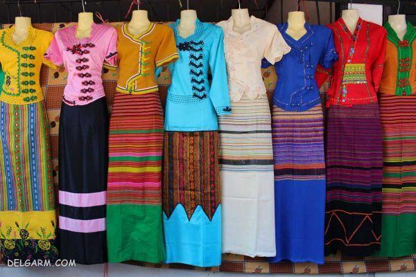لباس محلی تایلندی