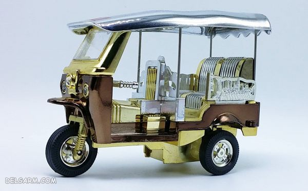 تاکسی های توک توک تزئینی تایلندی