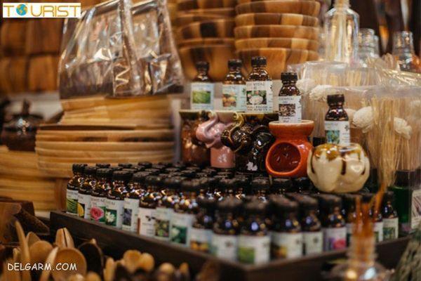 روغن و عطرهای تایلندی