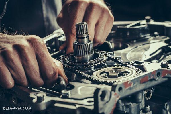 لرزش دنده خودرو به دلیل خرابی دیسک و صفحه