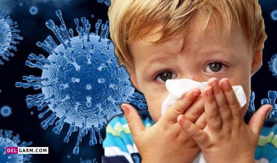 درمان کرونا در کودکان