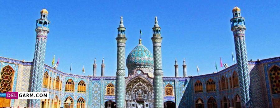 مکان های مذهبی آران و بیدگل