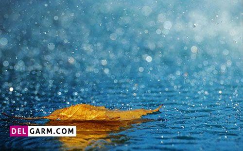 انشا ادبی بوی خاک بعد از بارش باران