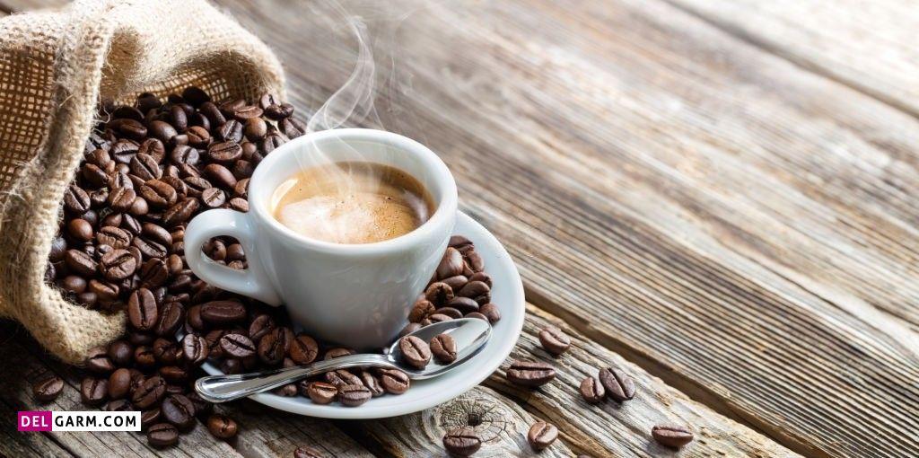 عکس قهوه برای پروفایل