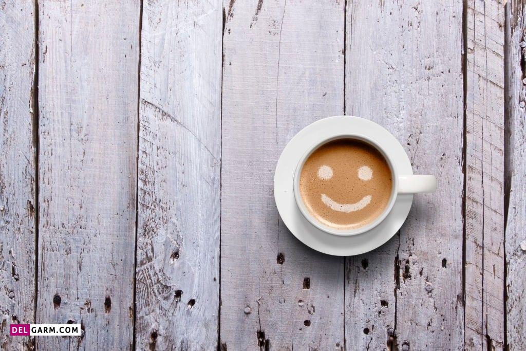 عکس فنجان قهوه