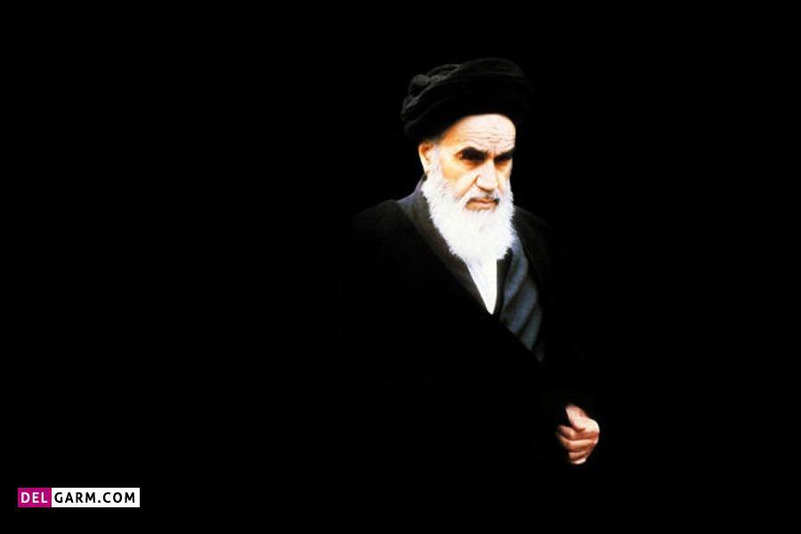 عکس پروفایل برای رحلت امام خمینی