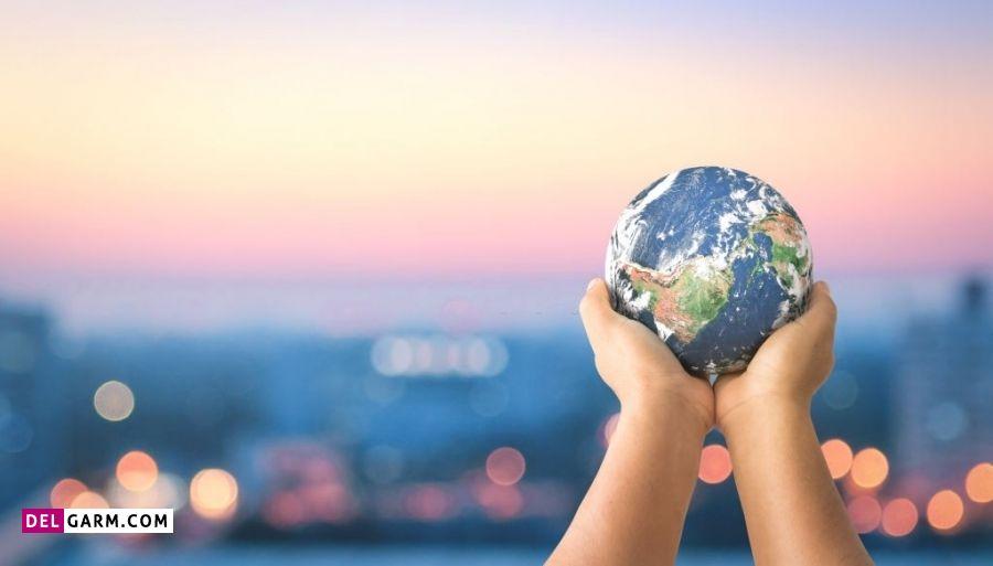 انشا درمورد محیط زیست
