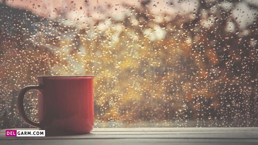 انشا در مورد باران احساسی