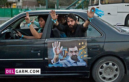 عکس انتخاباتی محسن رضایی