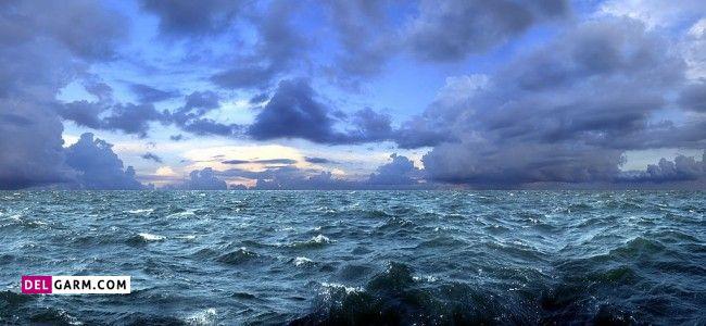 انشا دریا