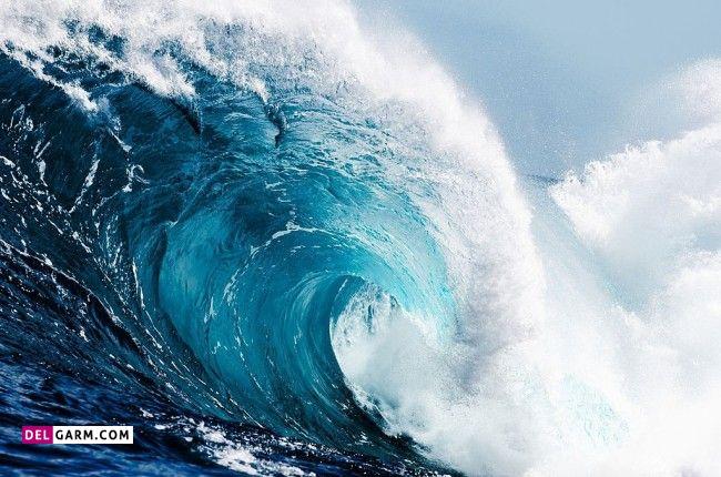 انشایی درباره دریا
