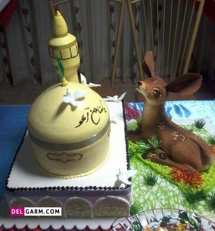 کیک های ولادت امام رضا