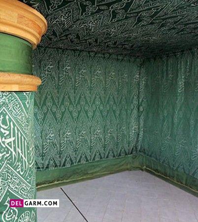 عکس داخل خانه خدا