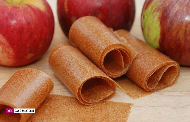 لواشک سیب