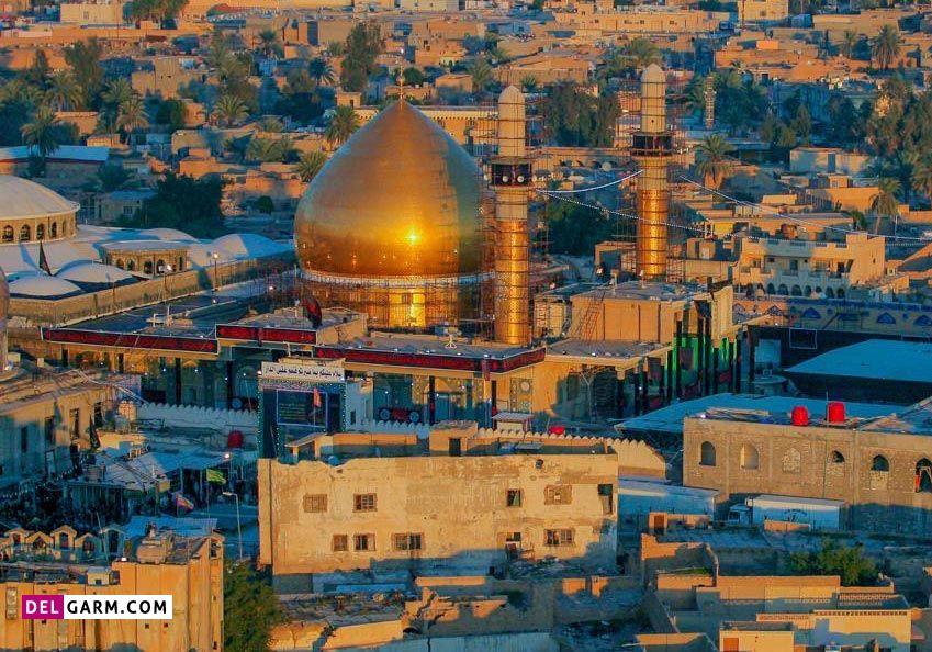 عکس حرم امام حسن عسکری