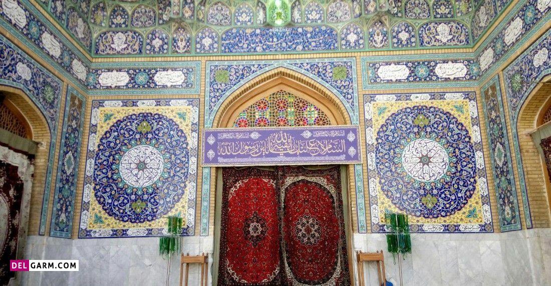 عکس مسجد جمکران