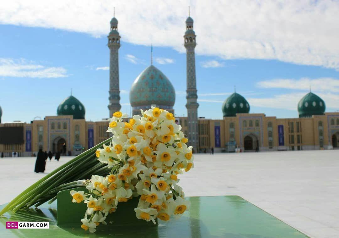 عکس مسجد جمکران برای پروفایل