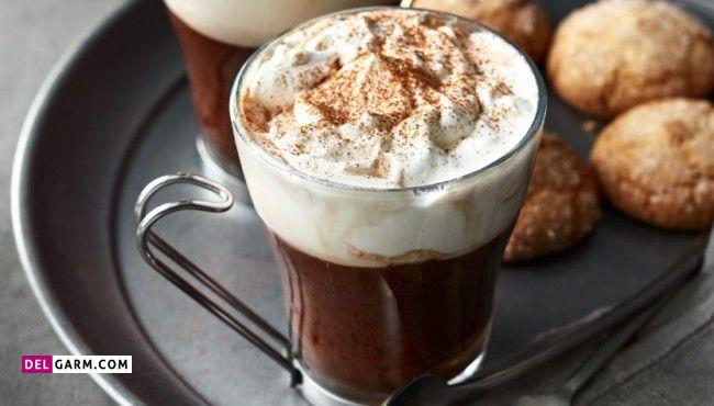 انواع قهوه در کافی شاپ