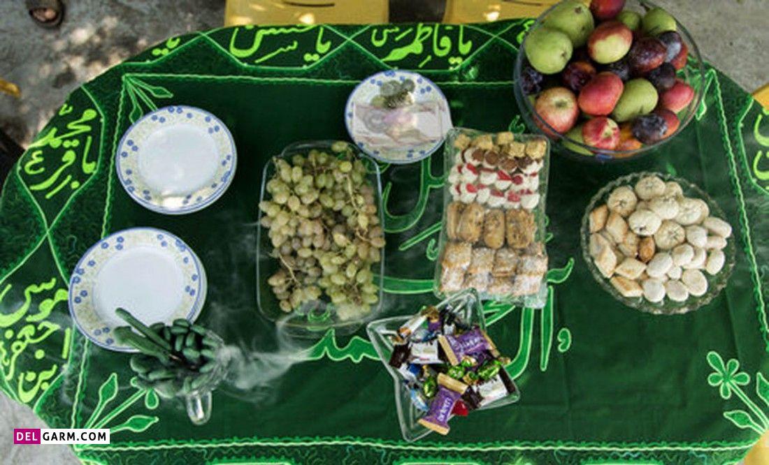 سفره عید غدیر