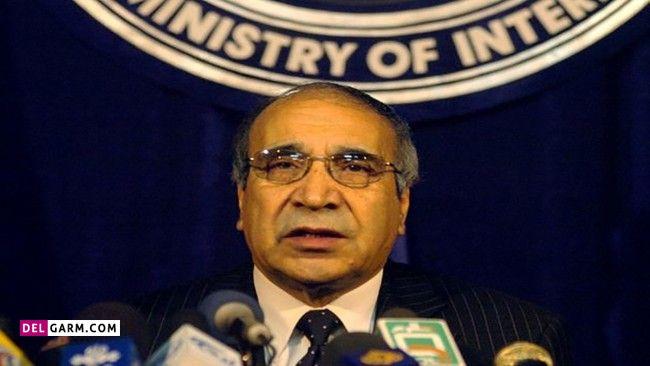 بیوگرافی علی احمد جلالی