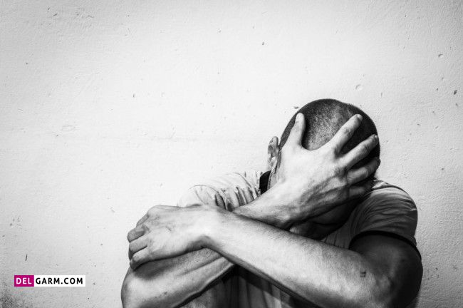دلیل افسردگی در مردان