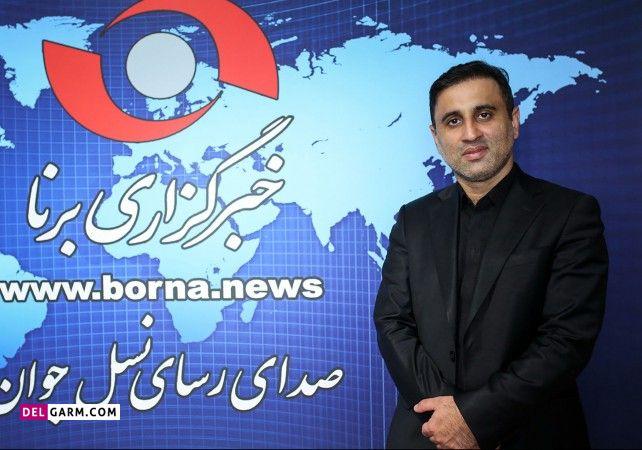 بیوگرافی معین الدین سعیدی نماینده چابهار